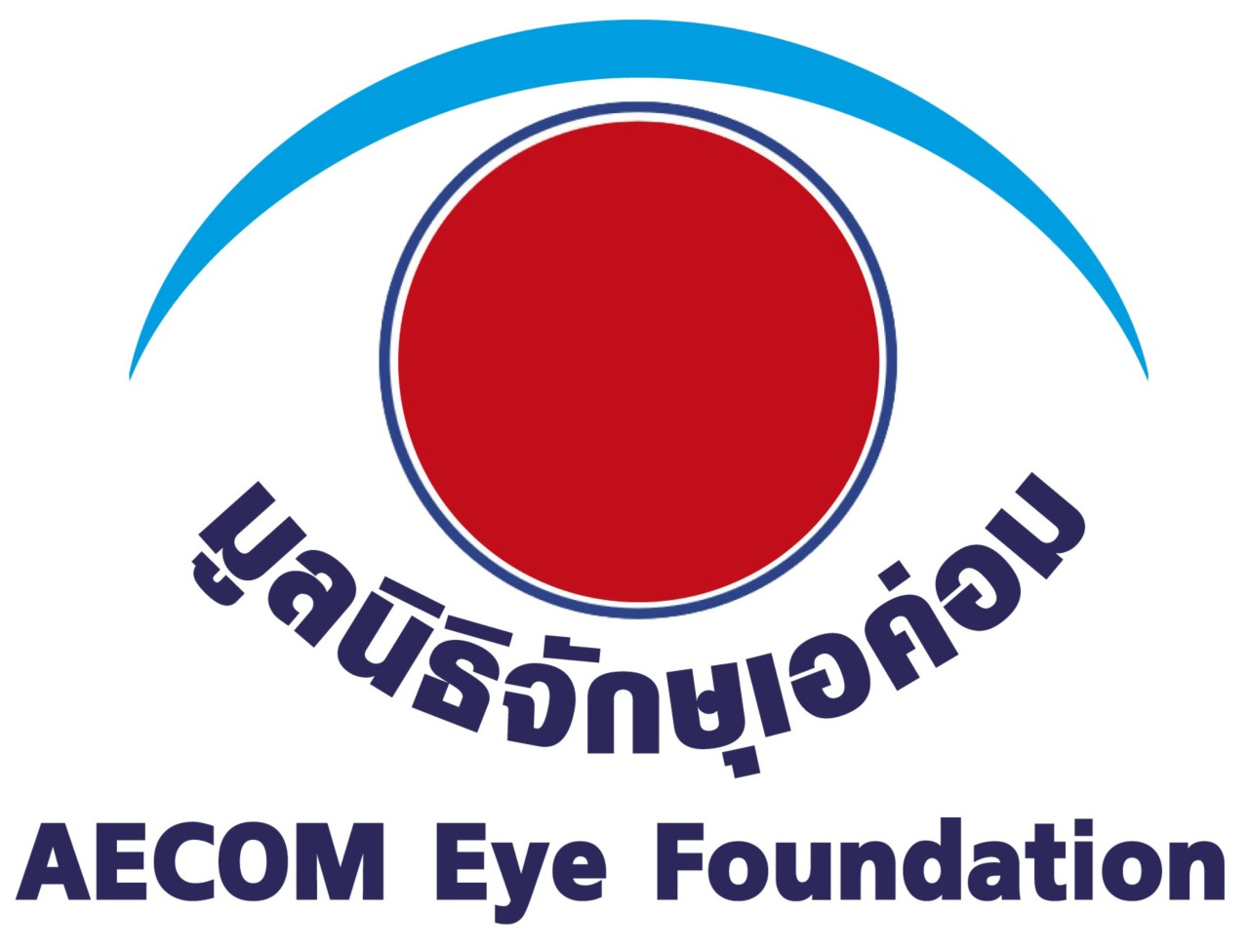 Aecom Eye Foundation logo